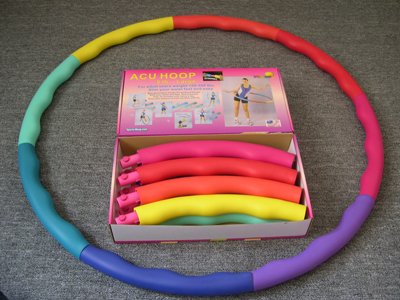 weighted hula hoop benefits