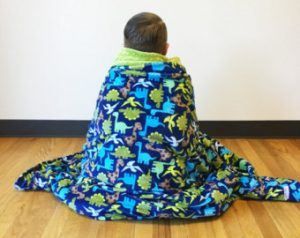 weighted blanket autism