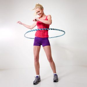 is hula hooping good exercise