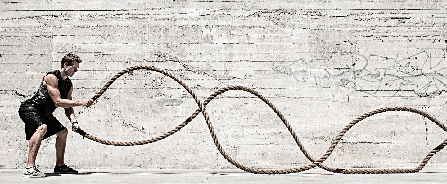 Battle Ropes Benefits That Will Turn You into a Warrior ...
