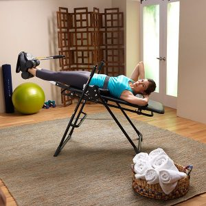inversion table demo and reviews