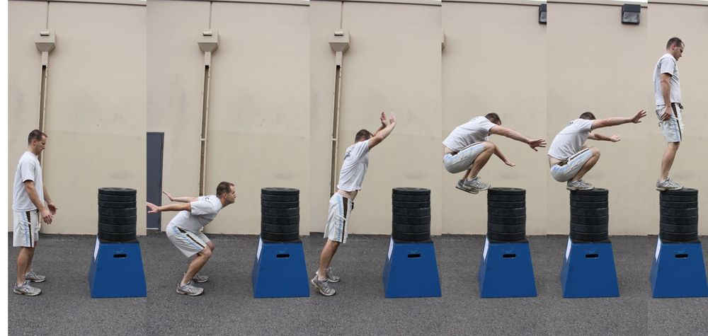How To Increase Vertical Jump With a Vertical Jump Workout ...