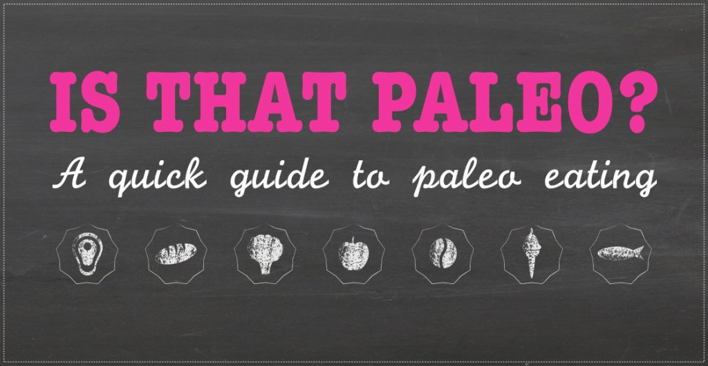 paleo diet for dummies