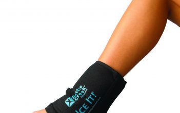 Ankle ice wraps