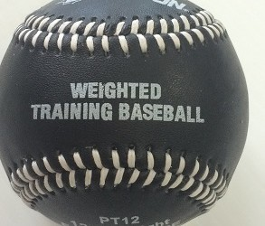 weighted baseballs for hitting