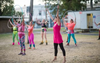 weighted hula hoop reviews