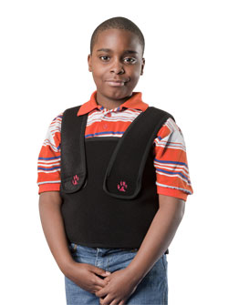 weighted vest for autism