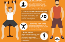 Infographic 17 Ways Exercise Makes You a Happier Person