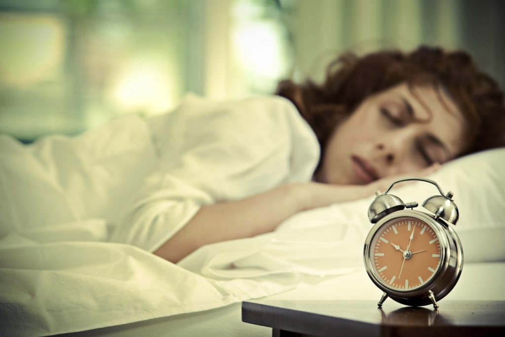 optimize sleep with water before bed