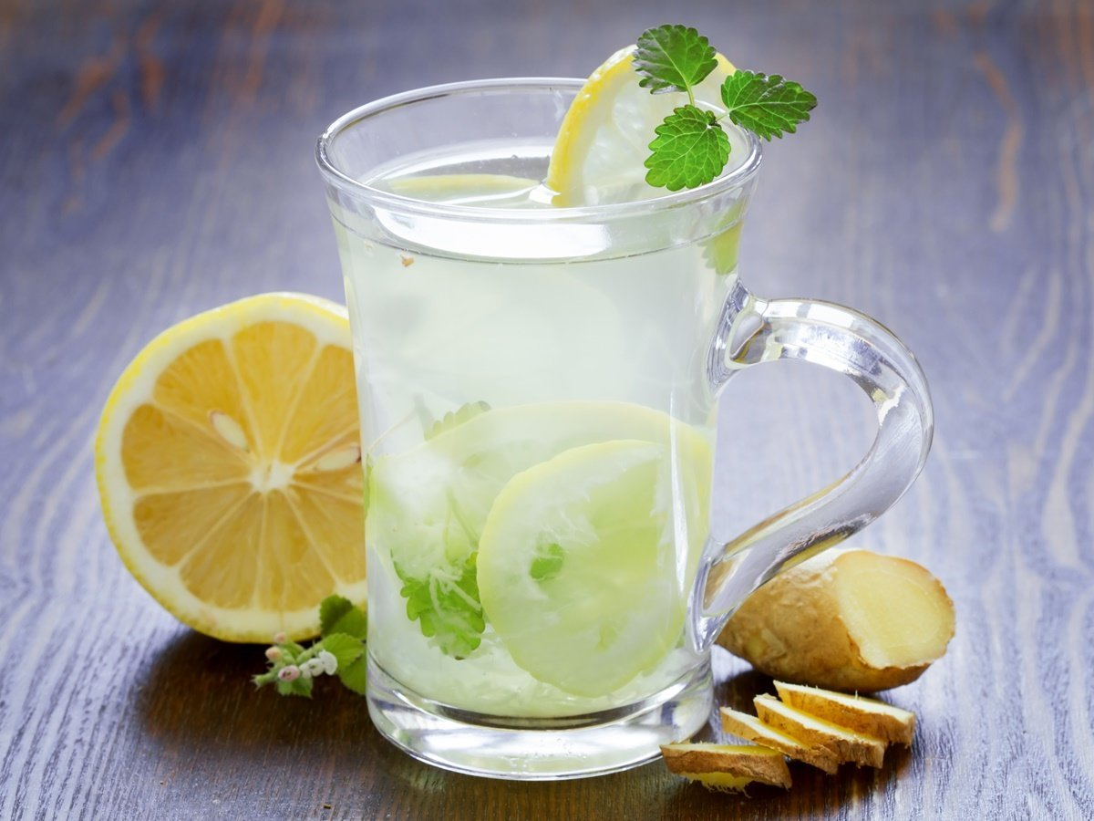 Can You Drink Warm Lemon Water At Night
