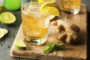 is diet ginger ale good for you