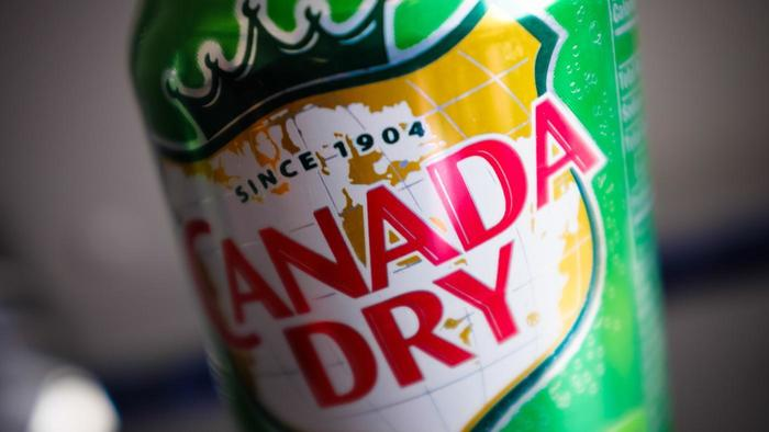 is canada dry ginger ale good for you