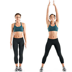 are jumping jacks good
