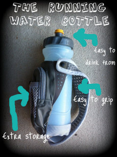 best handheld running water bottle
