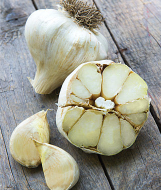 chopped garlic benefits